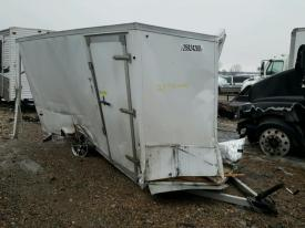 Salvage UTILITY TRAILER